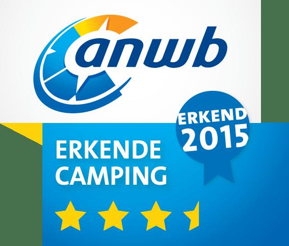 ANWB erkende camping 2015