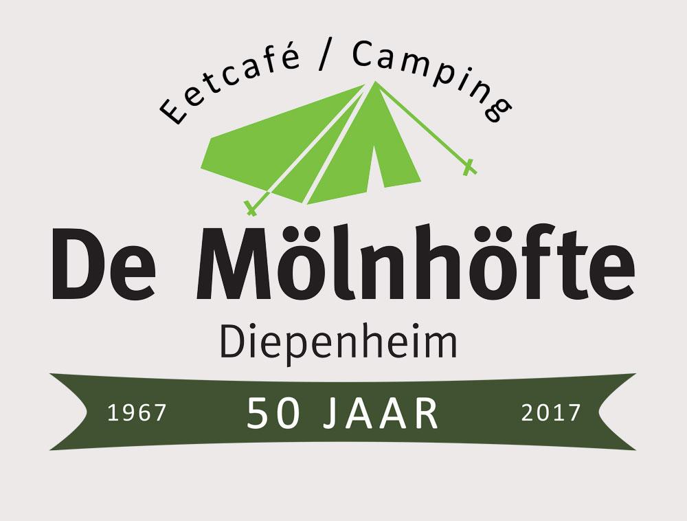 Camping de Mölnhöfte 50 jaar